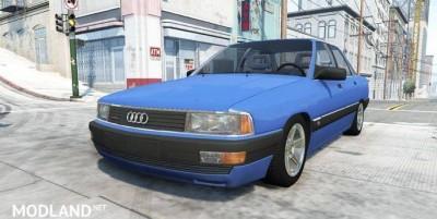 Audi 200 quattro (44) 1988 [0.12.0], 1 photo